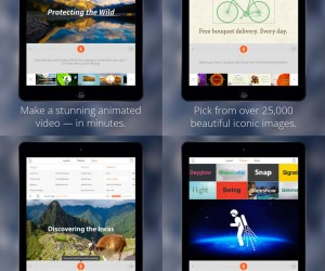 Adobe Voice iPad Video Creator Focuses on Storytelling