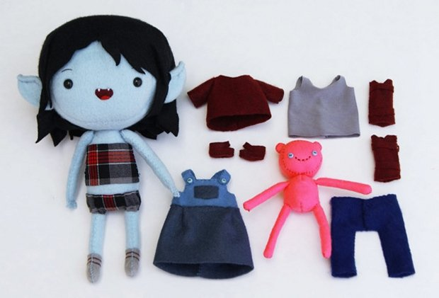 adventure time dolls