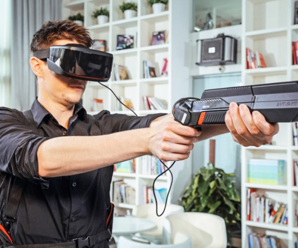 ANTVR Cross Platform Kit Wants to be the Only Virtual Reality Kit You Need