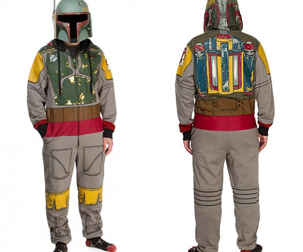 Boba Fett Lounger is a Geek's Snuggie