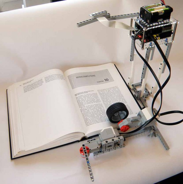 brickpi bookreader 2 by dexter industries 620x622