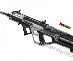 Call of Duty: Advanced Warfare Gets a Rifle that 3D Prints Ammo