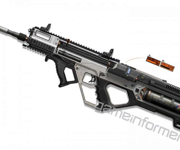 Call of Duty: Advanced Warfare Gets a Rifle that 3D Prints Ammo