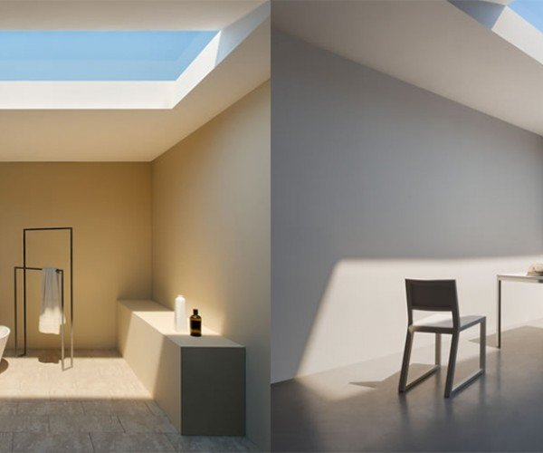 CoeLux Indoor Light Looks Exactly Like Daylight: Blue Skies Research