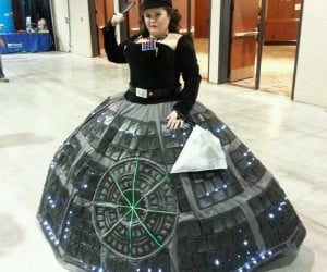Death Star Gown: The Ultimate Power in the Fashion Universe