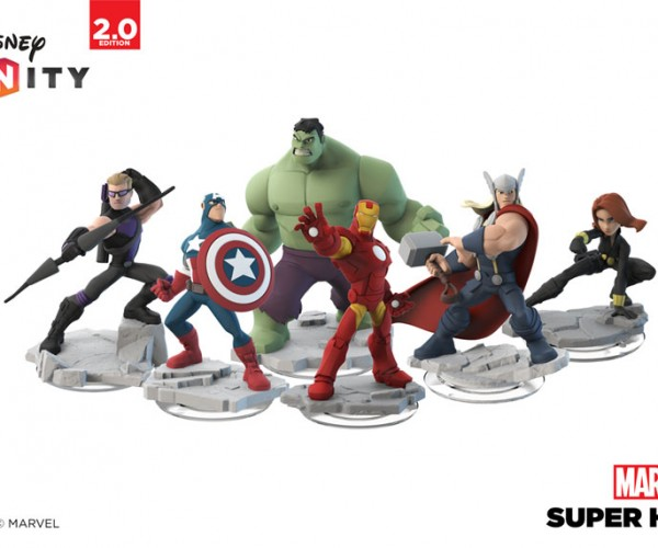 Disney Infinity 2.0: Marvel Super Heroes Edition Coming this Fall