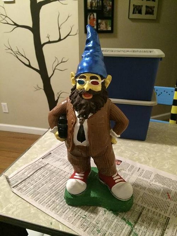doctor who gnome