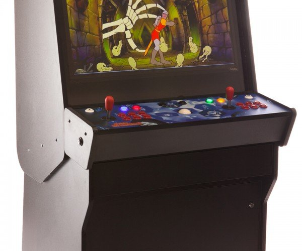 Dream Arcades Vision 32: 140 Classic Games + 32″ Display = 1 Nostalgia Totem