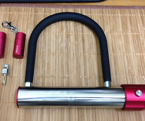 Forever Lock Is the Unpickable Bike Lock