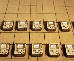 Game Boy-Themed Shogi: JRTS