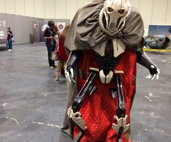 General Grievous Cosplay: Good Grievous!