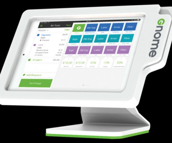 Gnome iPad-based Cash Register to Roll out to Groupon Merchants
