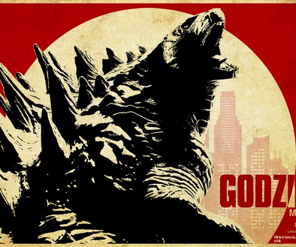 Godzilla Sideshow Collectibles Maquette Giveaway: I Hope It's Life-Size