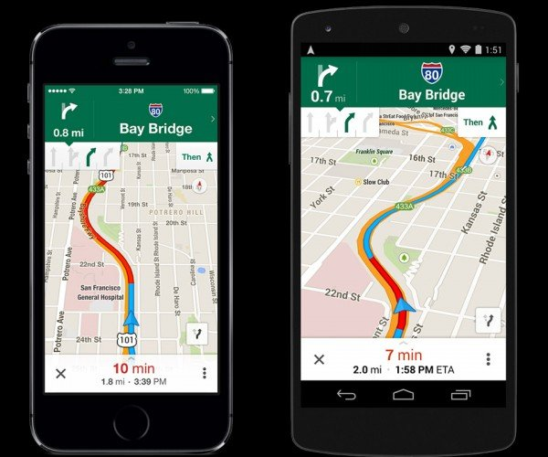 Google Maps 3.0 Update Adds Lane Assistance and More