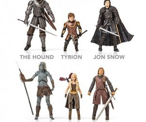 Game of Thrones Action Figures: Dragons not Included