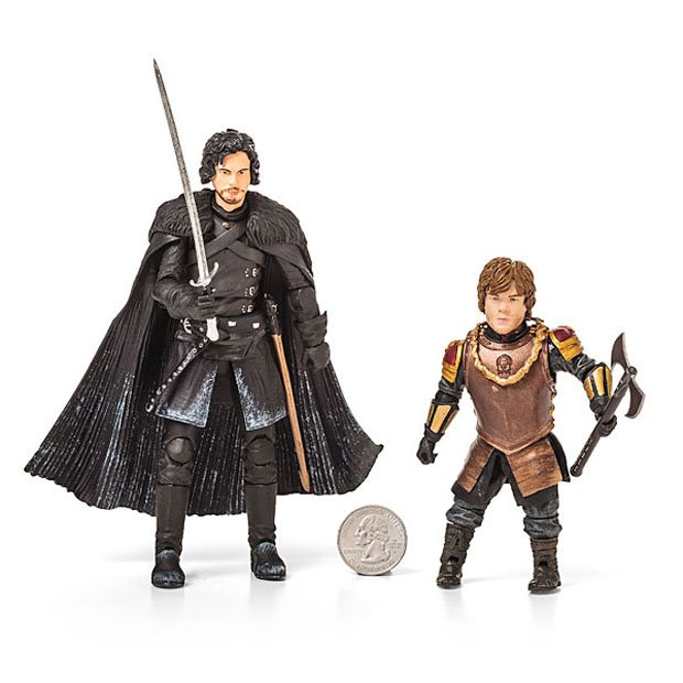 Game Of Thrones Toys : Game of thrones action figures dragons not included