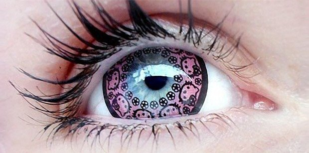 hello kitty contact lenses 1