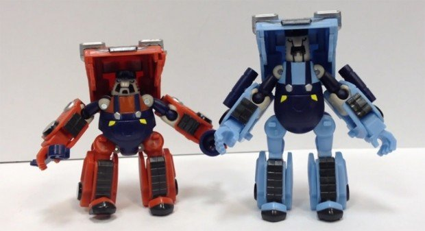 huffer and pipes