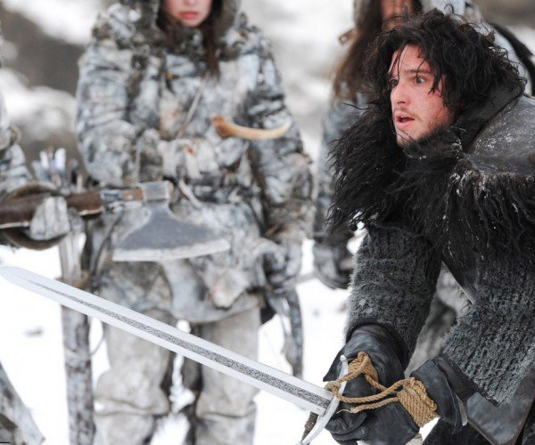 Jon Snow's Longclaw Sword Gets Forged for Real