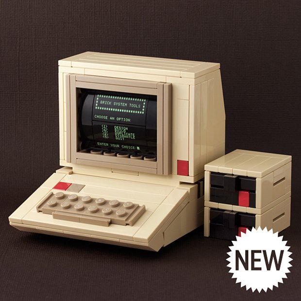 Apple s early products his latest creation is a model of the apple ii