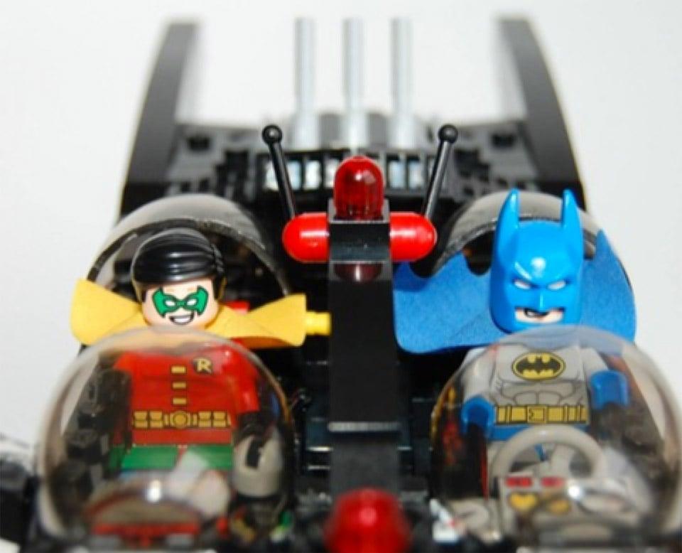 Retro Batmobile Hits LEGO Ideas Website: Vote for It Now! - Technabob