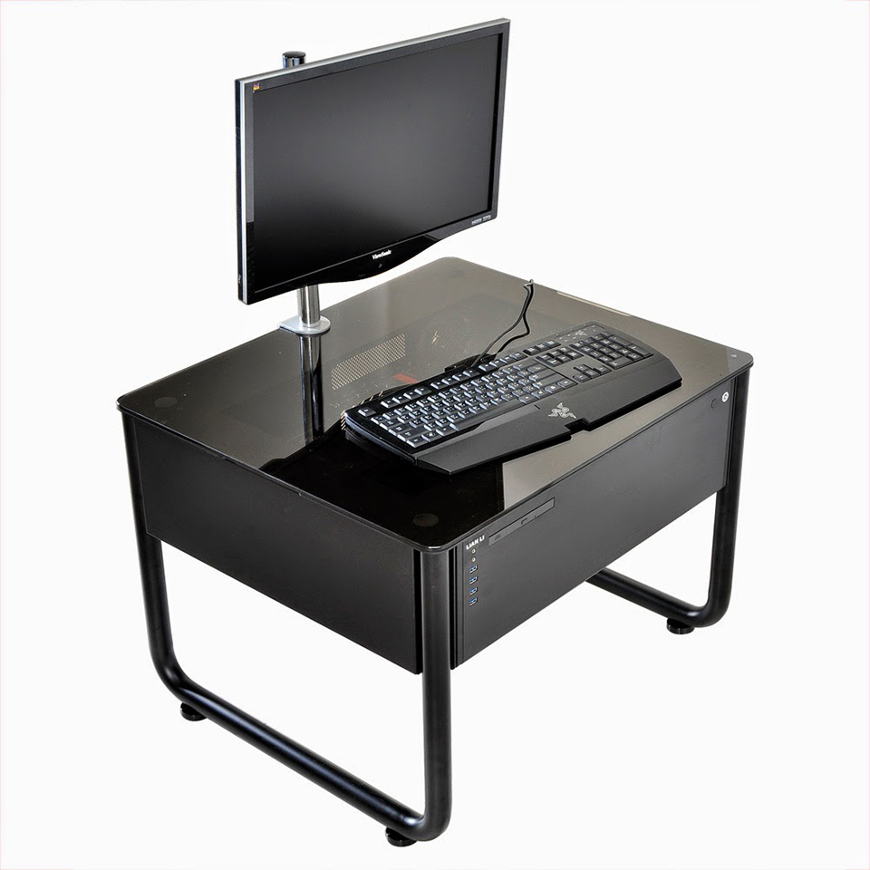 Lian Li Desk Pc Cases Finalized Augmented Furniture