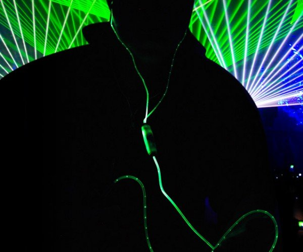 These Headphones Light up to the Beat of Your Music: Rave on!