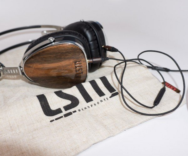 Review: LSTN Troubadour Headphones