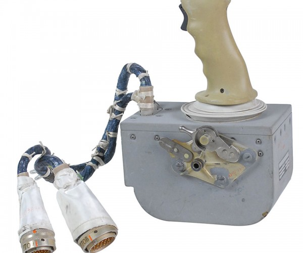 Apollo 15 Lunar Lander Joystick for Sale
