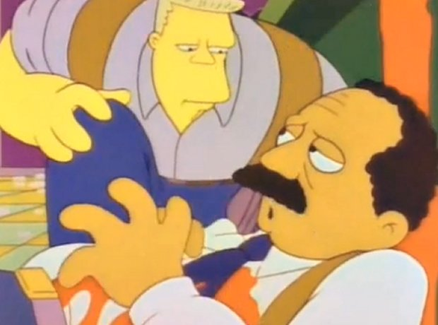 The Full Mcbain Mini Movie Cobbled Together From Old Simpsons Episodes