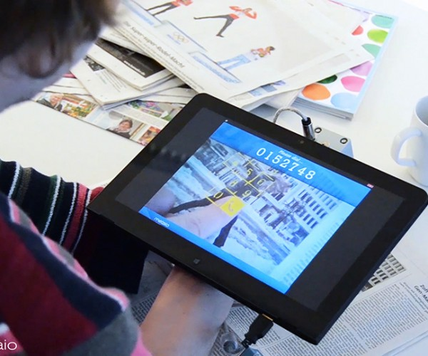 Metaio Thermal Touch Uses Heat from Your Fingers to Turn Any Surface into a Touchscreen