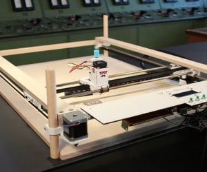 Mr. Beam Portable Laser Cutter & Engraver: Lighthearted