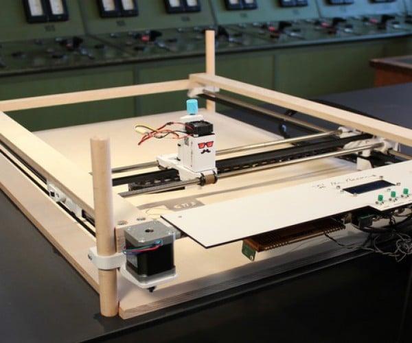 Mr. Beam Portable Laser Cutter & Engraver: Lighthearted