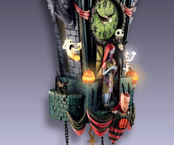The Nightmare Before Christmas Cuckoo Clock: This is Halloween