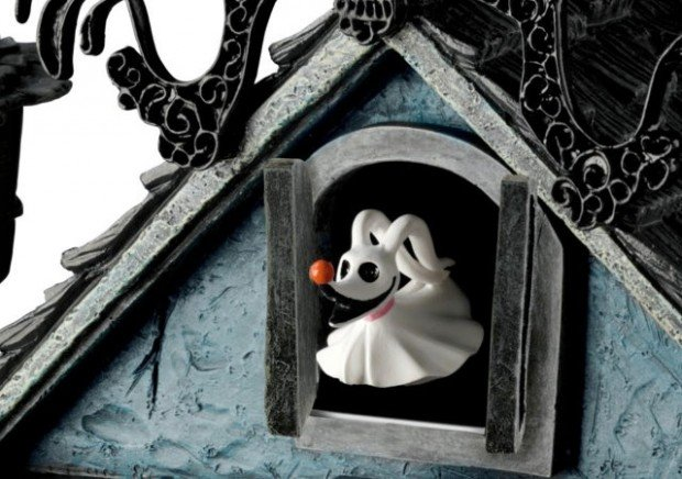 nightmare before christmas clock2
