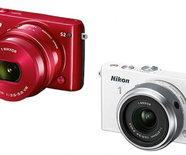 Nikon 1 S2 and J4 Mirrorless Cameras Unveiled
