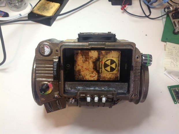 pip boy 3000 3d printed cast cooler by kosh23 2 620x465