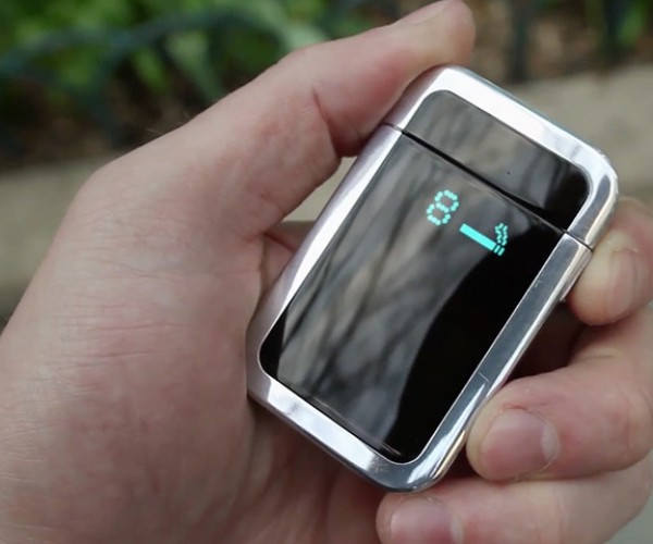 Quitbit Smart Lighter: Reverse Fitness Tracker