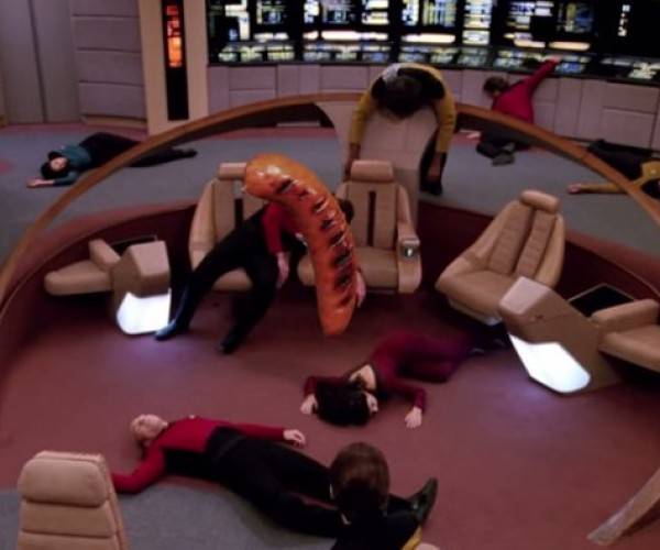 Star Trek TNG Was a Real Sausage-fest, Here's Proof