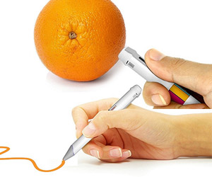 Scribble Pen & Stylus: Copy and Paste Colors from Actual Objects