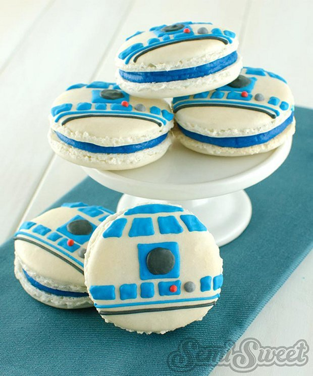 star wars macarons2