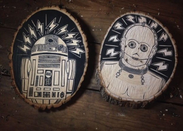 star wars woodcuts3