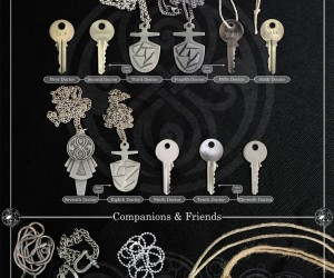 Here Is Every Version of the TARDIS Key