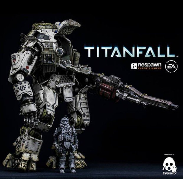 titanfall atlas and pilot action figures by threezero 5 620x608