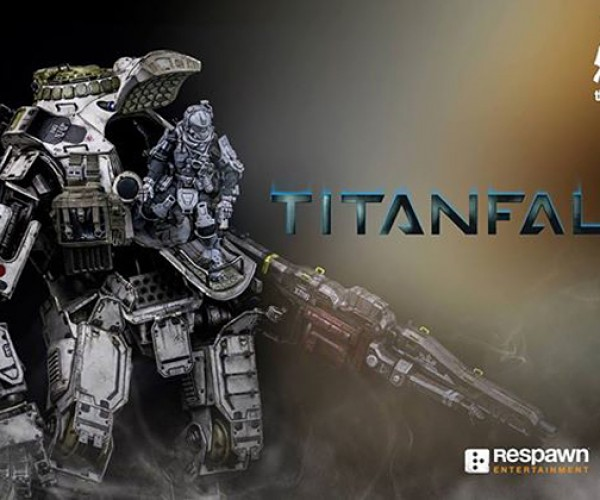 Official Titanfall Atlas Action Figure Is En Route