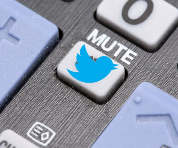 Twitter is Testing a Mute Function