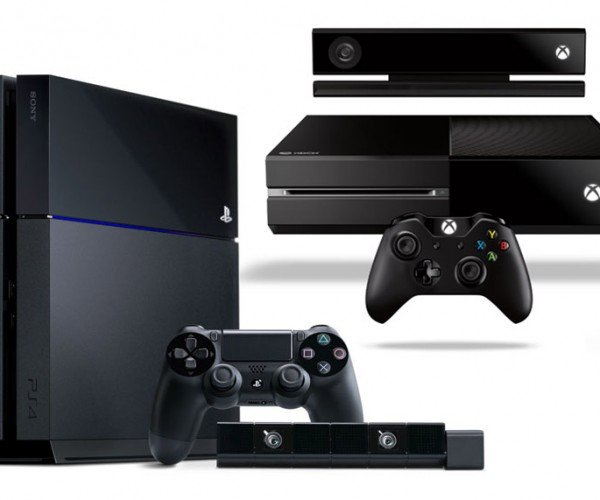 PS4 Outsells Xbox One for the Fourth Month in a Row