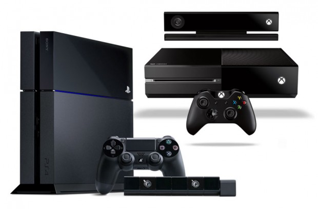 xbox one vs ps4 620x408