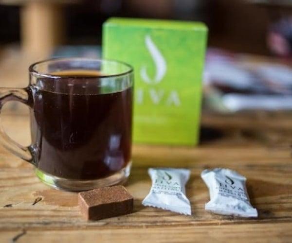 Jiva Coffee Cubes: Your Real Companion Cube