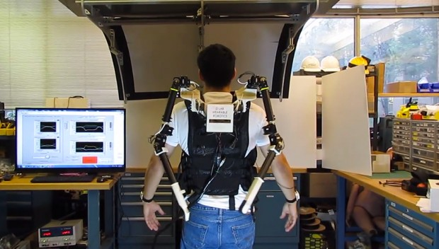 MIT-SRL-wearable-robotic-arms